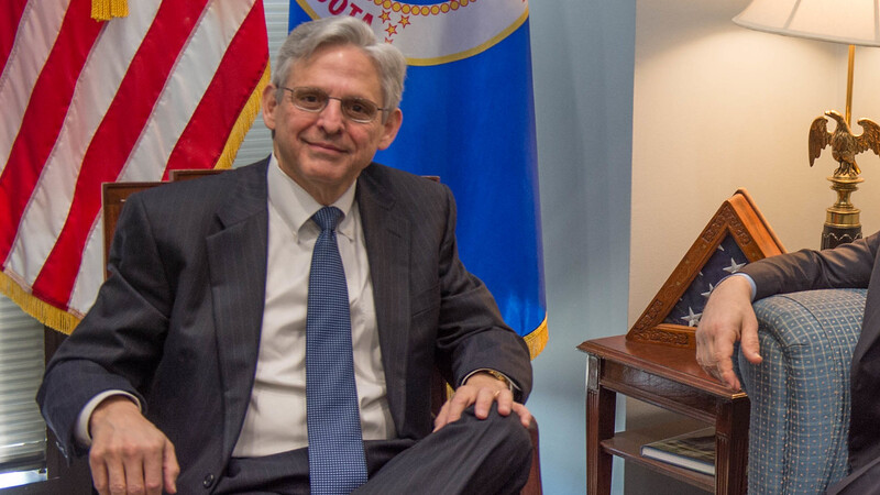 Merrick Garland's Problems With His Son-In Law Just Got Worse