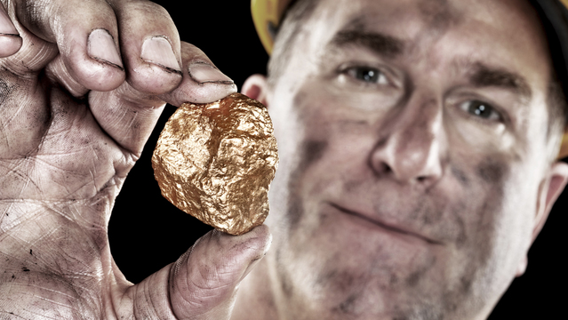 Why This Gold Miner Rocketed 17% Higher in October