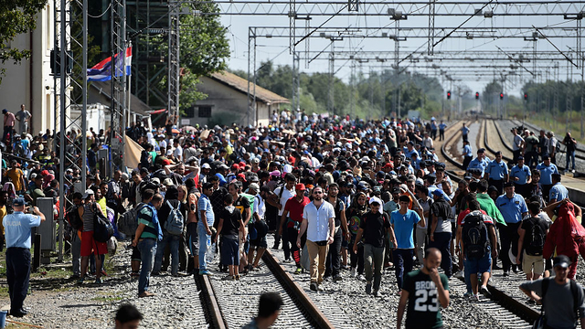 The Migrant Crisis Upended Europe