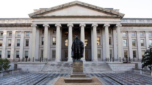 Treasury: Federal Budget Surplus for April Largest on Record, Driven by Tax Deposits