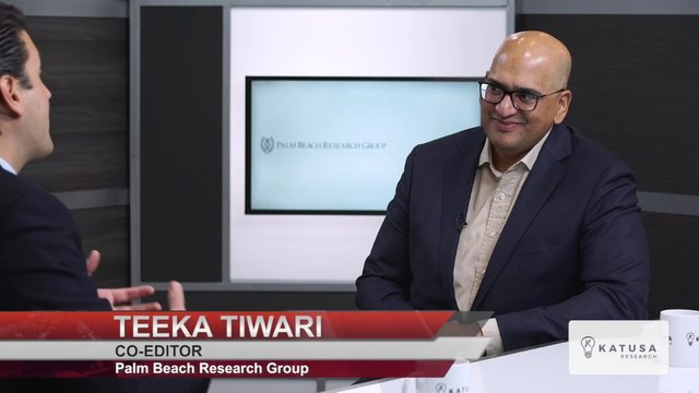 "Teeka Tiwari on Bitcoin's ""Second Boom"""