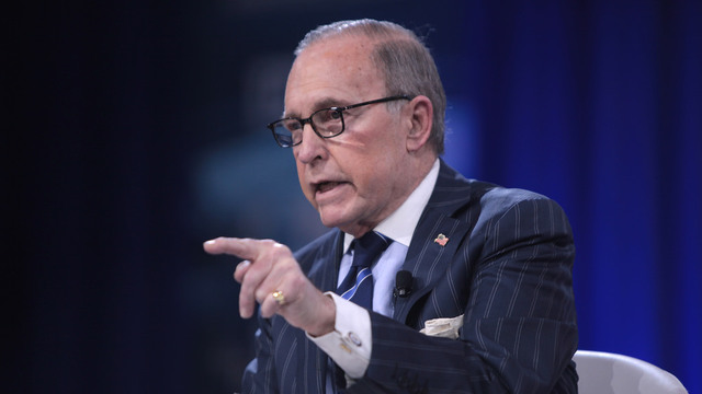 Larry Kudlow is leading contender to replace Gary Cohn as Trump's top economic advisor