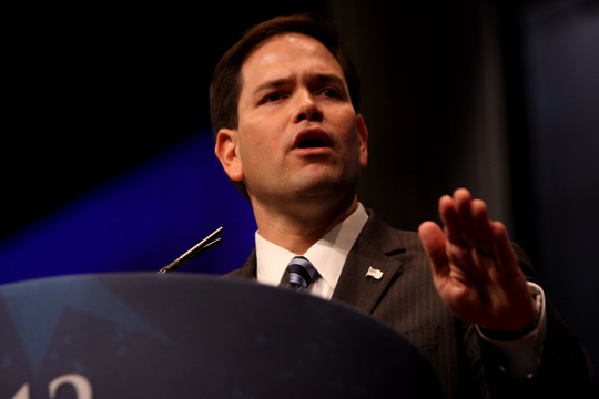 Republican Sen. Marco Rubio warns: Trump's reversal on China's ZTE is a national security risk