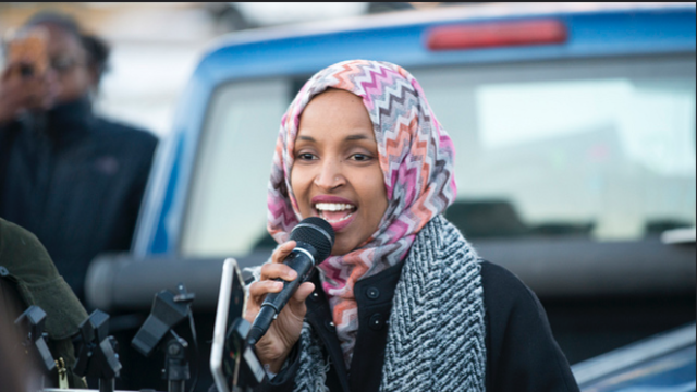 Ilhan Omar denounces those who treat her 'less than human' just weeks before blasting Trump with same rhetoric