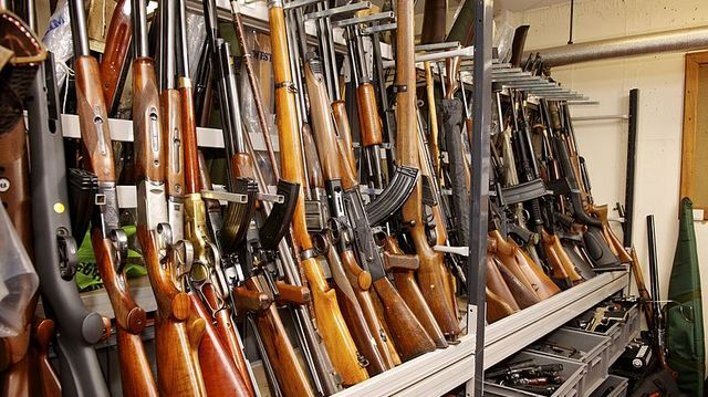 New Zealand angst: Gun owners surrender 37 of 1.2 million firearms; Bookstores ban Jordan Peterson, not 'Mein Kampf'