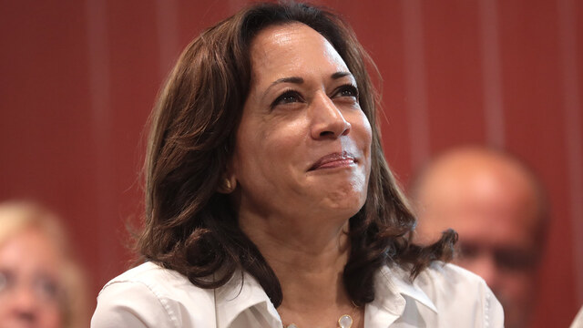 Yes, President Kamala Harris Really Does Intend to Take Your Guns
