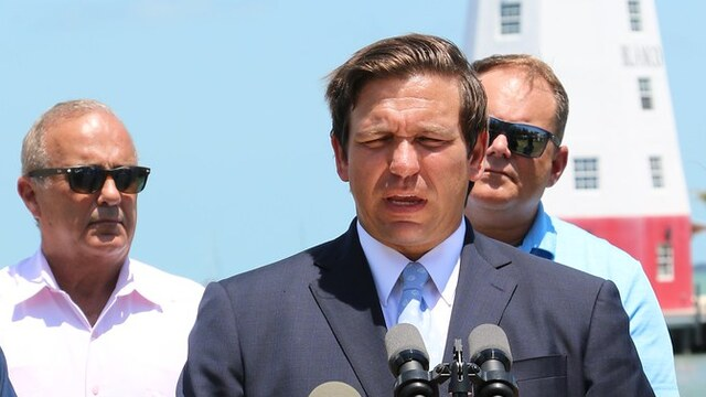 DeSantis proposes law cracking down on looters, 'violent' protesters