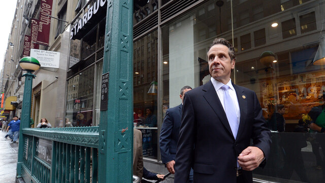 While Andrew Cuomo uses law enforcement to target New York Jews, violent criminals terrorize subways
