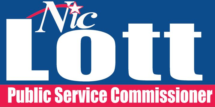 Nic Lott for Public Service Commissioner