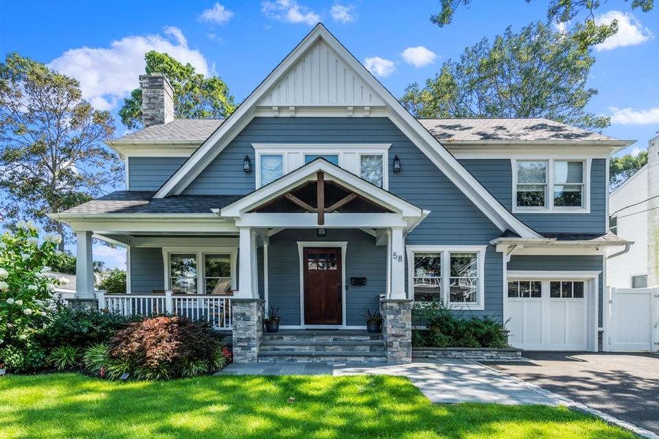 Stunning Craftsman Style Colonial