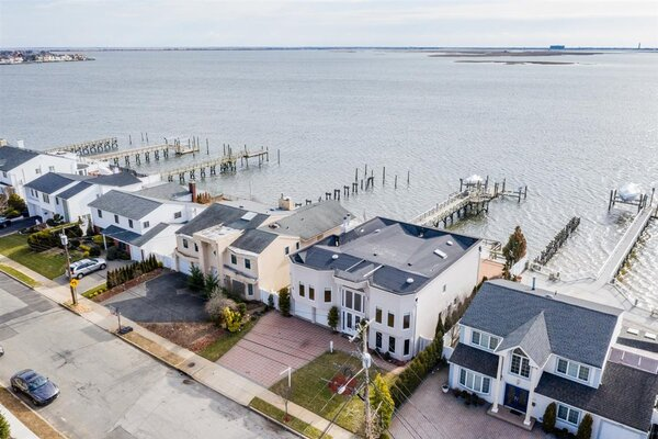 Amazing Bay Front Home