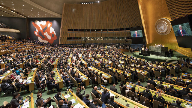 UN Expert: World Religions Should Defer to the Authority of UN Experts