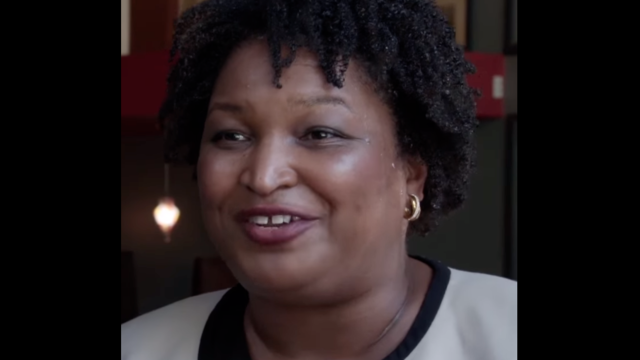 Stacey Abrams throws #MeToo under the bus in campaign to be Joe Biden's running mate