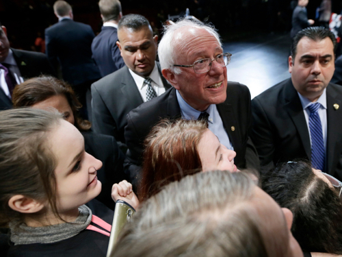 Why The Polls Missed Bernie Sanders's Michigan Upset