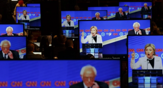 How The Shows You Watch Determine Which Candidates' Ads You See