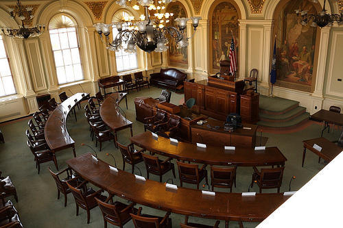 N.H. Senate Moves to Restrict Political Advertising, But Not LLC Campaign Contributions