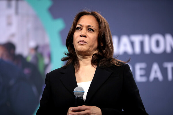 Kamala Harris: Trump Should Be Suspended From Twitter — His Words Could Result in Harm to People