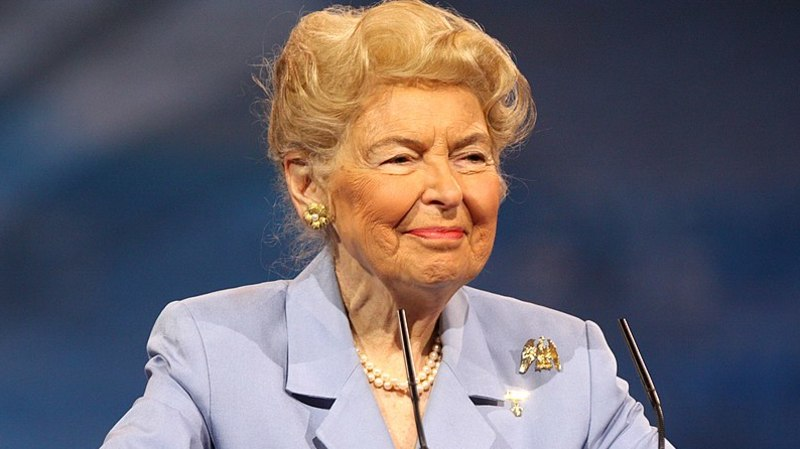 Donate to Phyllis Schlafly's Eagle PAC