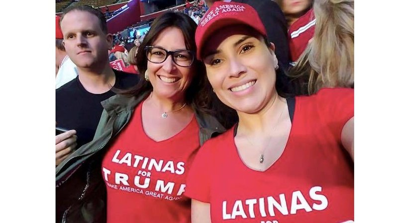 Pro-Trump Latina Tells Illegals To Go Back Where They Came From