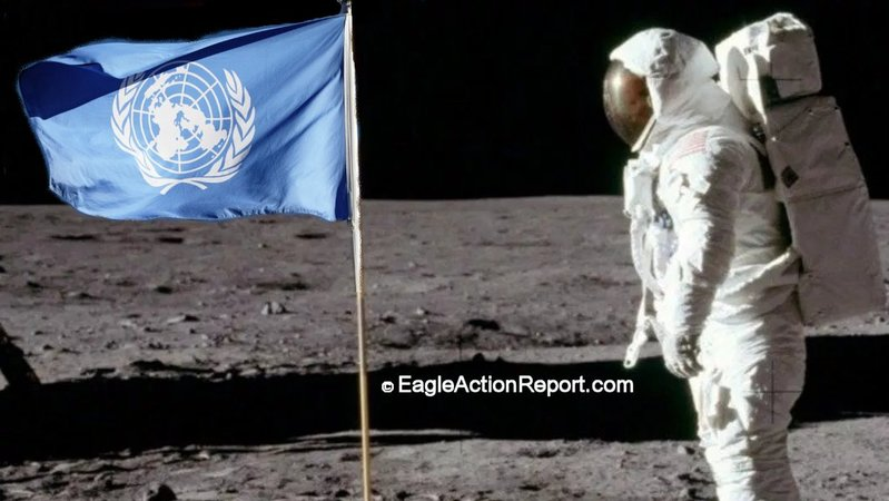 Hollywood Erases Old Glory From the Moon