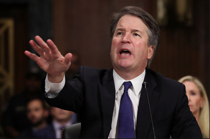 As The World Moves On, The Brett Kavanaugh Fight Continues