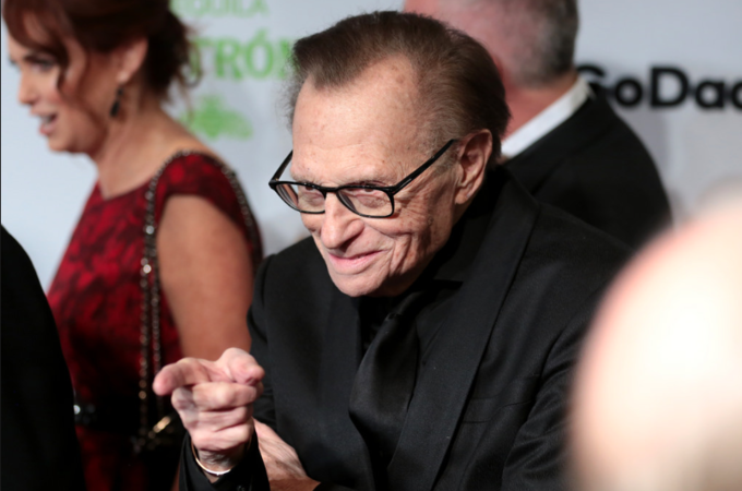 Larry King Slams CNN: They 'Stopped Doing News a Long Time Ago'
