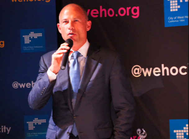 Michael Avenatti thinks his chances as the 2020 Democratic nominee have increased
