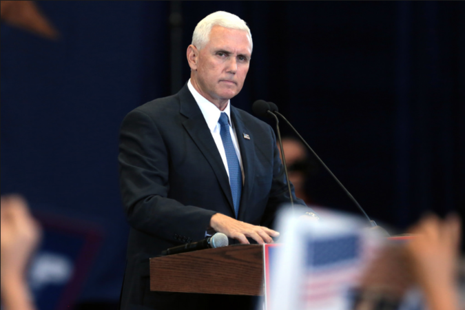 Pence: Trump Will 'Be Laying Out the Facts' of What Is a 'Genuine Humanitarian and Security Crisis at Our Southern Border'