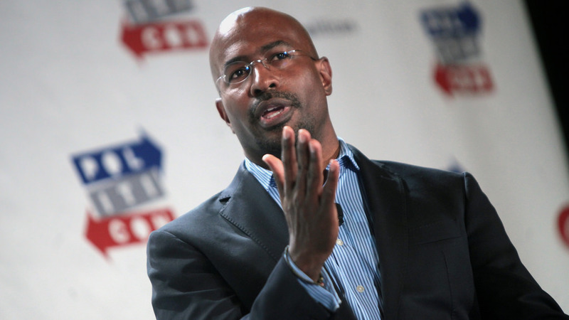 Van Jones on Mueller Report: 'Sadness, disappointment, and disorientation'