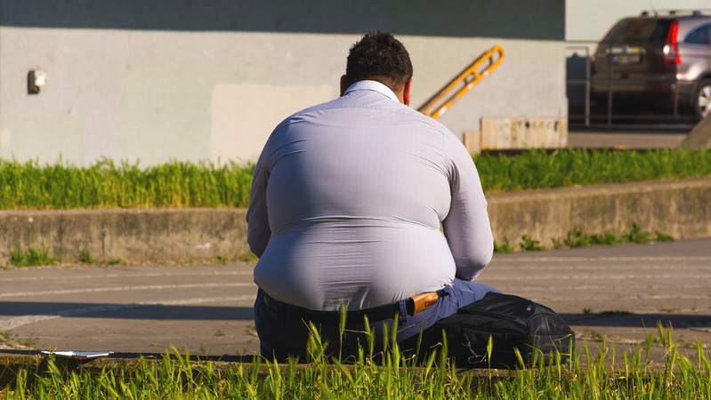 The U.S. Has the Fattest Poor People in the World. Why?