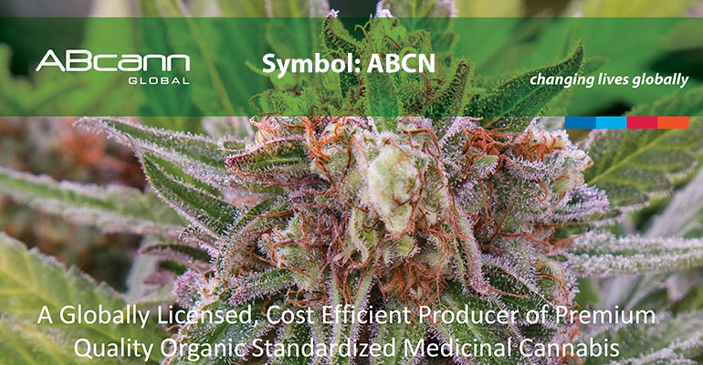 Medical Marijuana Leader ABcann Global goes Public.