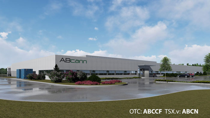 ABcann Global Corp. (TSX.V: ABCN) (OTCQB: ABCCF) Scales Up in Preparation for Canada's Impending 2018 Recreational Cannabis Legalization
