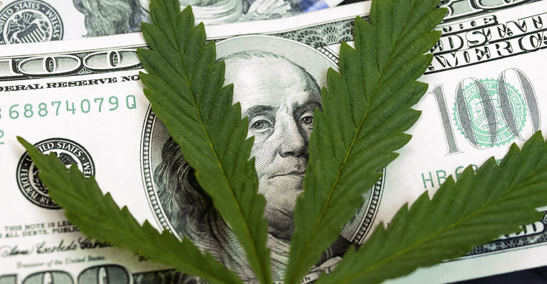 Cannabis: the new green that's filling state coffers