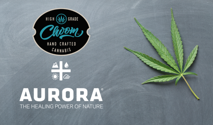 From CFN: Choom and Aurora Team Up for Canadian Retail Cannabis