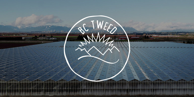 Canopy Growth acquires outstanding shares in BC Tweed Joint Venture