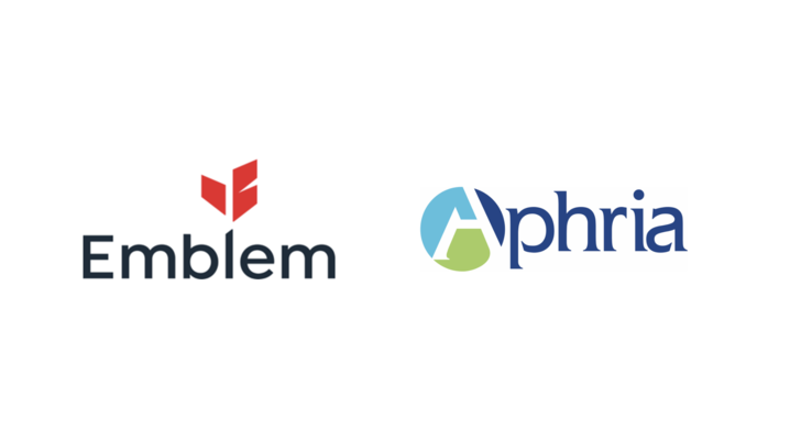 Emblem signs supply agreement with Aphria to purchase up to 175,000 kg equivalents of cannabis products over five years