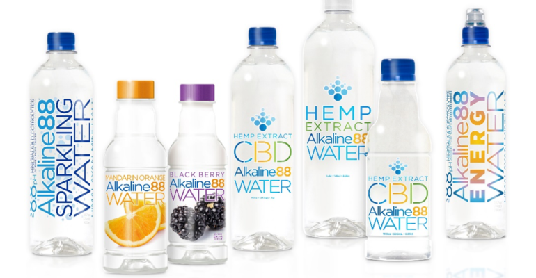The Alkaline Water Company Inc. launches A88 Infused Beverage Division, Inc.,