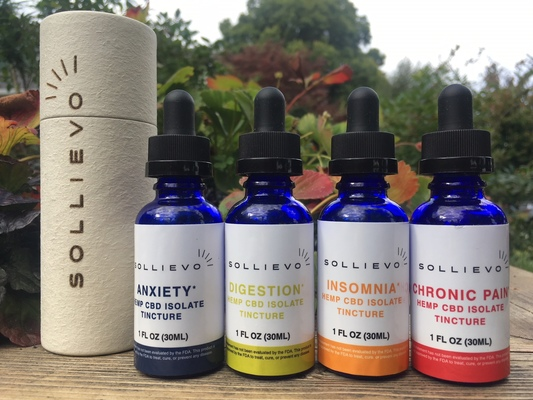 "Empower Clinics (OTC: EPWCF; CSE: EPW; FRA 8EC) to Launch CBD Medical Cannabis Products under ""Sollievo"" Brand throughout North America"