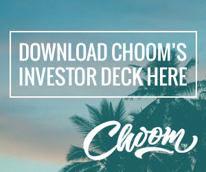Choom Investor Deck 300x250