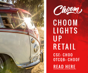 Choom Lights Up Retail 300x250