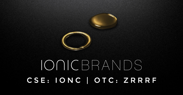 IONIC Brands Signs LOI to Acquire Licensed Cannabis Volatile Extraction and Manufacturing Assets of Kavry Management LLC