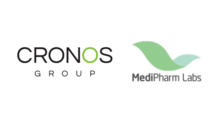 Cronos Group and MediPharm Labs Enter $30 Million Multi-Year Private Label Cannabis Concentrate Supply Agreement with Potential to Increase to $60 Million