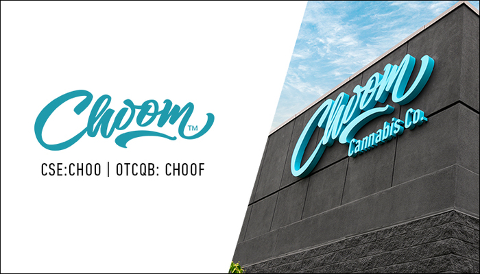 Choom™ (CSE: CHOO; OTCQB: CHOOF) Completes Acquisition of Clarity Cannabis Locations in Alberta
