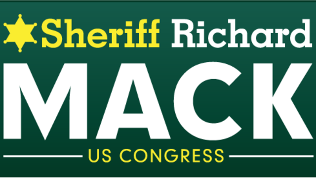Sheriff Richard Mack calls