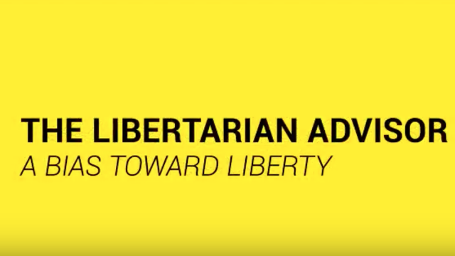 Sheriff Richard Mack on the Libertarian Advisor