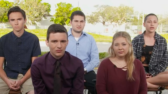 "Sheriff Richard Mack Calls for a Televised Round Table Discussion with the Outspoken Survivors of the Parkland Massacre Before the ""March for Our Lives."""