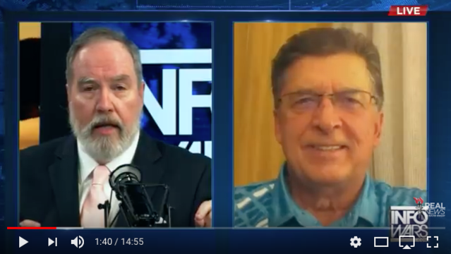 Sheriff Richard Mack Speaks With InfoWars About Gun Rights