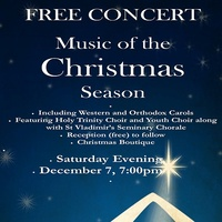 2019 Annual Free Christmas Concert