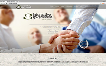 Interactive Government
