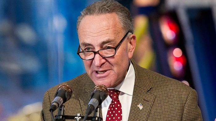 Chuck Schumer on Impeaching Trump: 'The Sooner the Better'